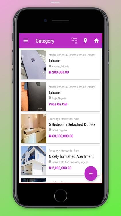Rosify: Sell & Buy in Nigeria