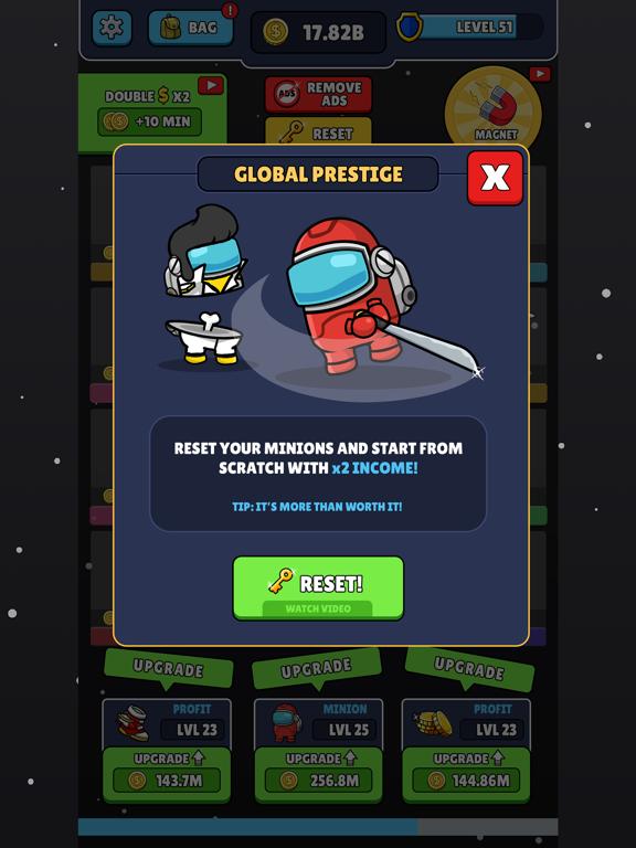 Impostor Academy Match & Merge screenshot 7
