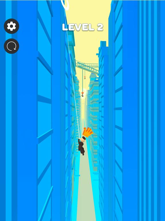 Rope Race 3D screenshot 11