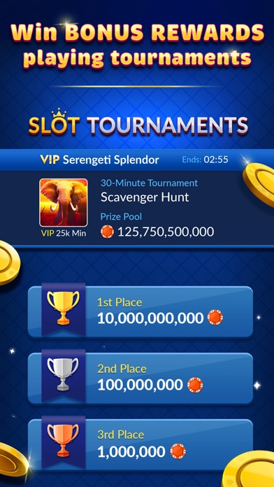 Big Fish Casino: Slots & Games Screenshot on iOS