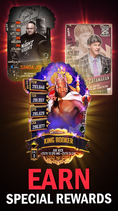 WWE SuperCard - Rule the Ring wiki review and how to guide