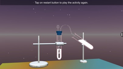 Reaction of Co2 with Limewater screenshot 7