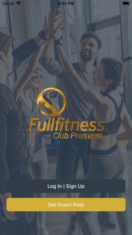 Full Fitness EGYM