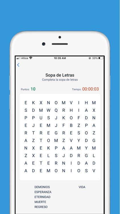 Cursos Bíblicos Para Ti screenshot-3