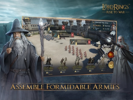 The Lord of the Rings: War screenshot 7