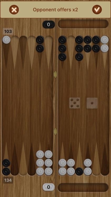 Backgammon+ screenshot-5