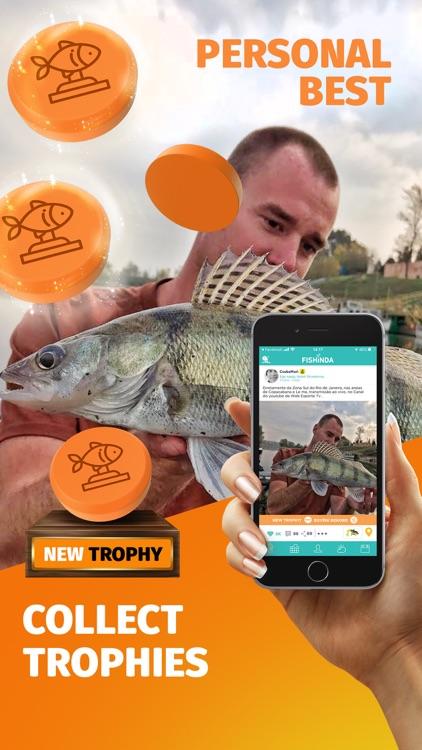 Fishinda - Fishing App screenshot-4