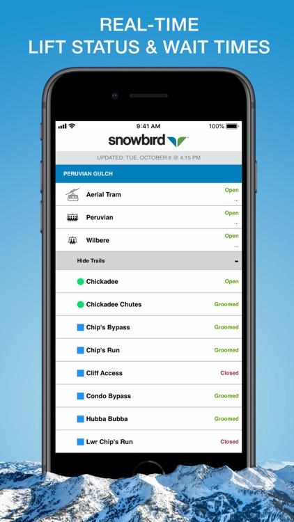 Snowbird Resort screenshot-4