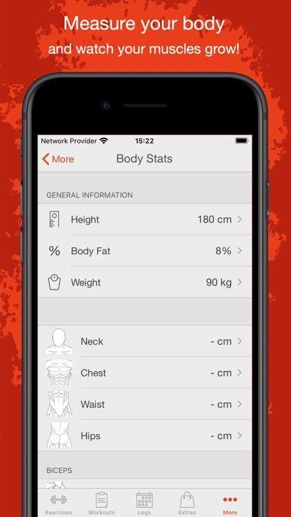 Fitness Point: Home & Gym screenshot-8