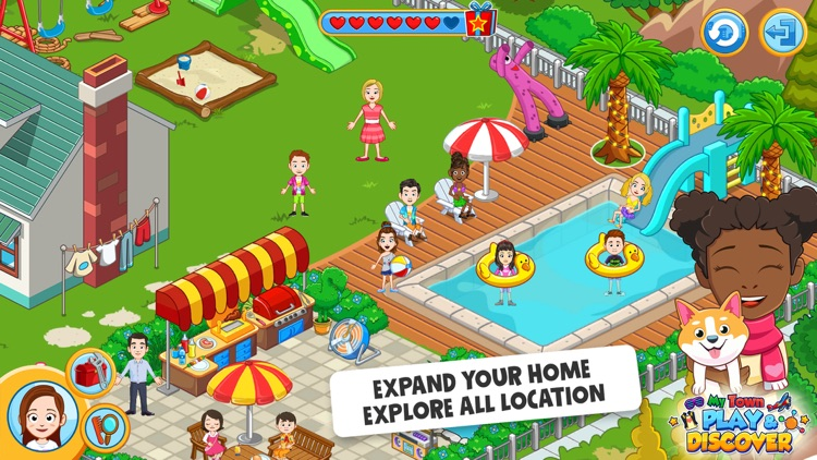 My Town : Play & Discover screenshot-3