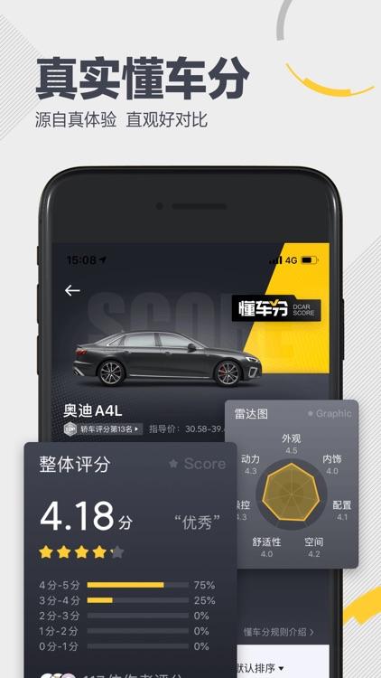懂车帝 - 值得信赖的汽车选买平台 screenshot-0