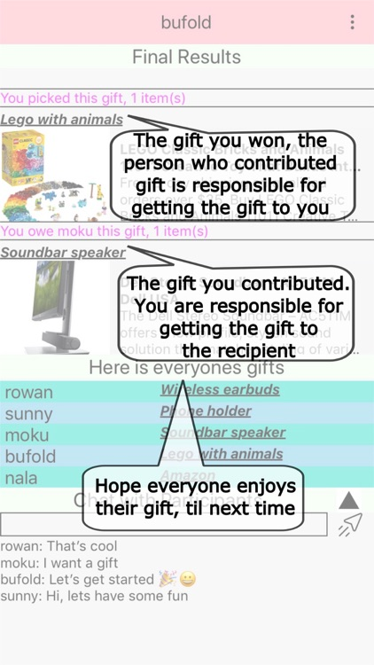 Gift Xchange