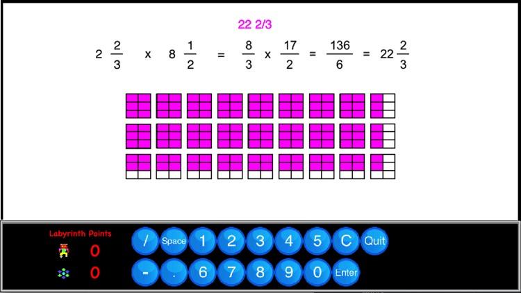 5th Grade Math - Math Galaxy screenshot-4