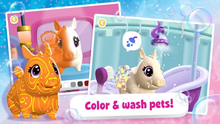 Crayola Scribble Scrubbie Pets screenshot-0