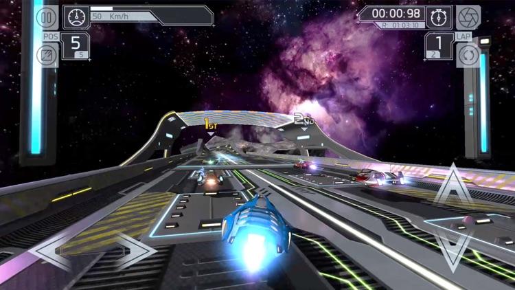 Cosmic Challenge Racing
