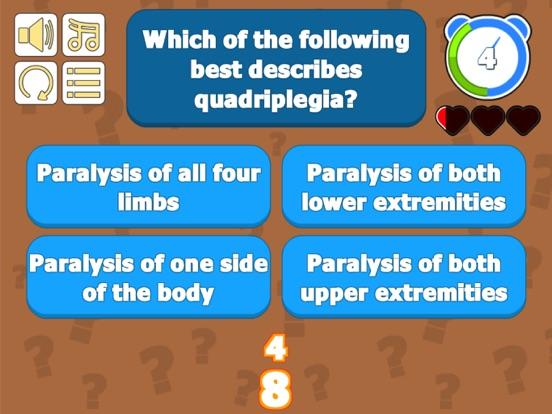 Endocrine Sys Anatomy Quiz screenshot 10