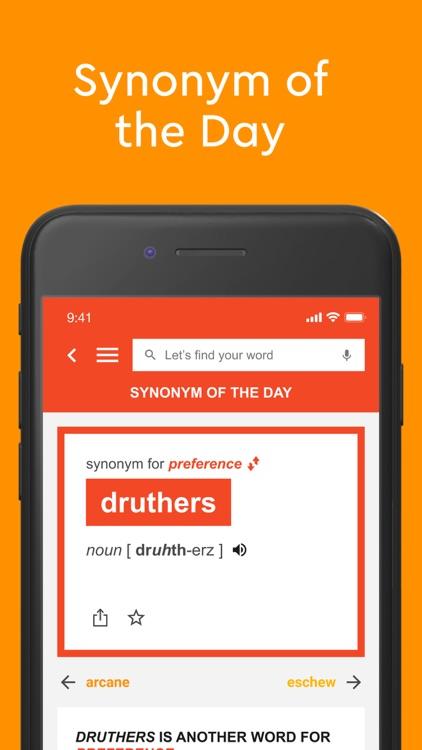 Dictionary.com: English Words screenshot-5