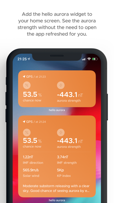 hello aurora: forecast appのおすすめ画像10
