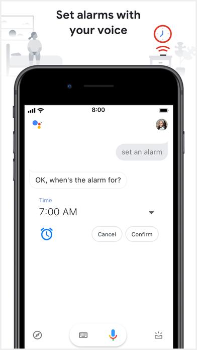 Google Assistant Screenshot