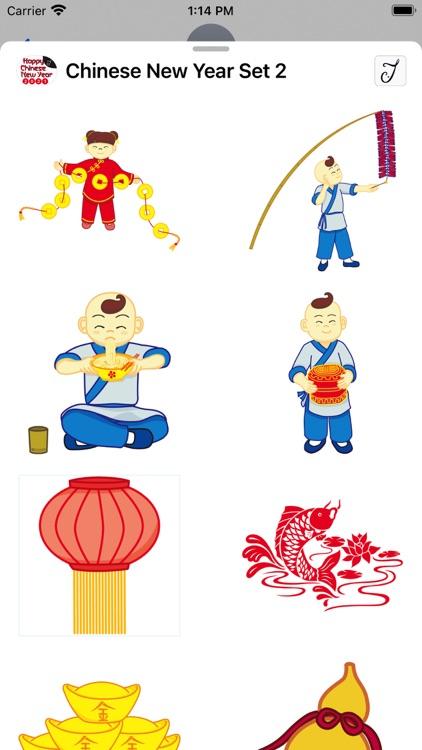 Chinese New Year Set 2 screenshot-5
