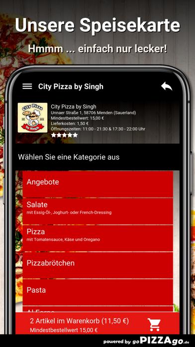 City Pizza by Singh Menden screenshot 4