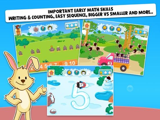 Baby Town: Preschool Math Zoo screenshot 8