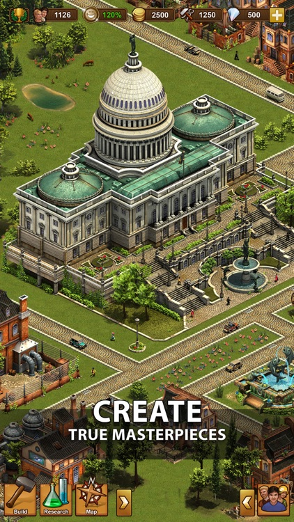 Forge of Empires: Build a City screenshot-7