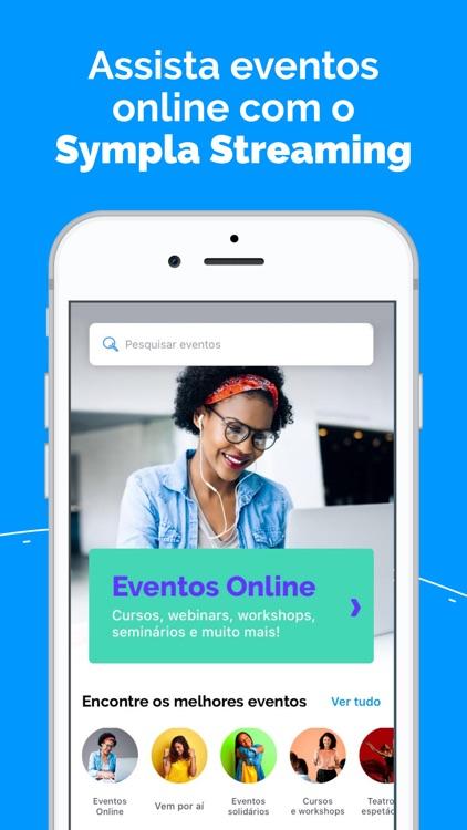 Sympla: Eventos, Cursos Online screenshot-4