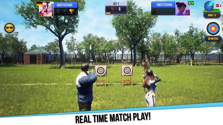 射箭达人:最牛弓箭类手游戏 screenshot-4