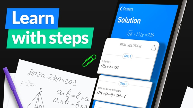 SnapCalc - Math Problem Solver screenshot-2