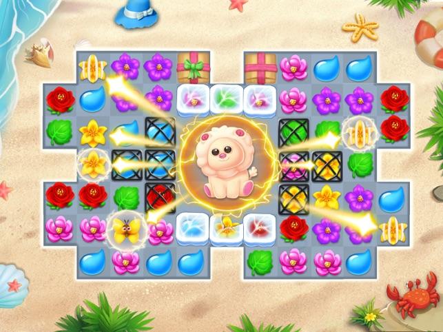 Blossom Jungle, game for IOS