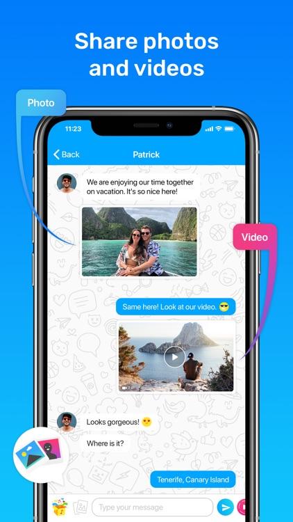 Forbis Messenger screenshot-5