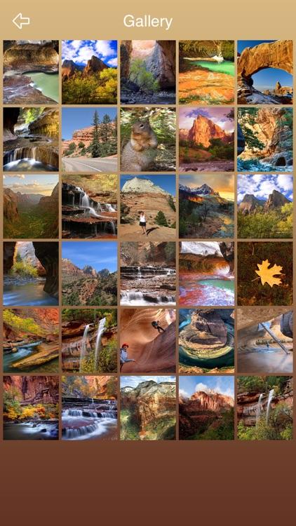 Zion National Park Tour screenshot-3