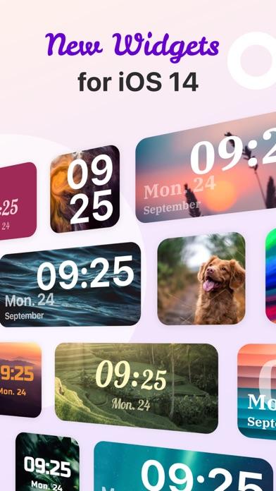 Custom Widgets - Design & Use screenshot 1