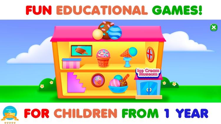 RMB Games - Shapes & Puzzles screenshot-0