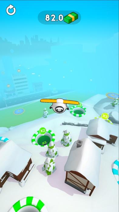 Sky Glider 3Dのおすすめ画像5