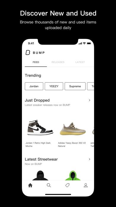 Herunterladen BUMP - Buy & Sell Sneakers für Pc