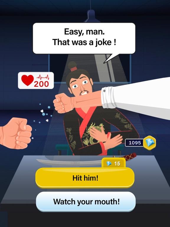 Detective Masters iPad app afbeelding 6