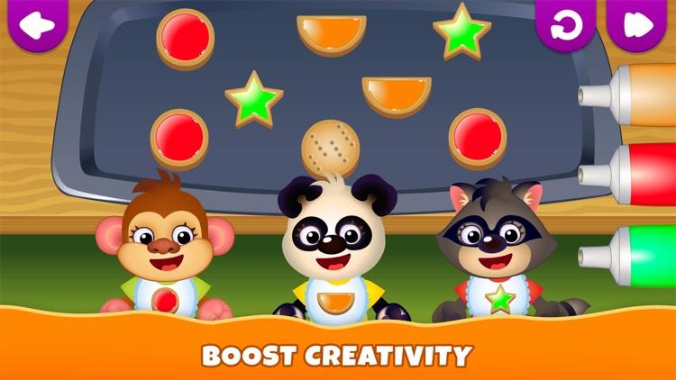 Kids Games! Learning 4 Toddler screenshot-9