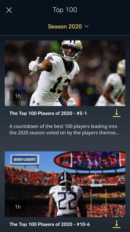 NFL Game Pass International screenshot-3