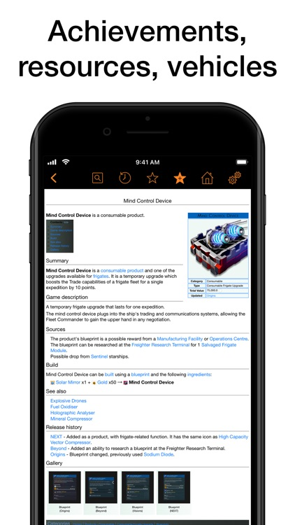 Pocket Wiki for No Man's Sky screenshot-3