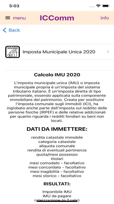 Screenshot of ICComm6