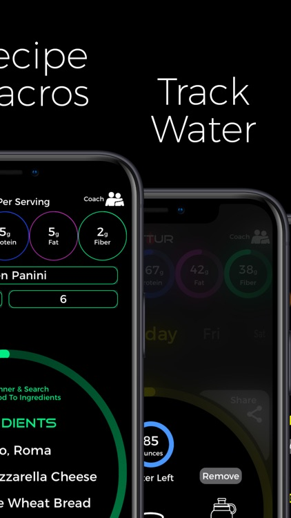 Muscle Building Food Tracker screenshot-8