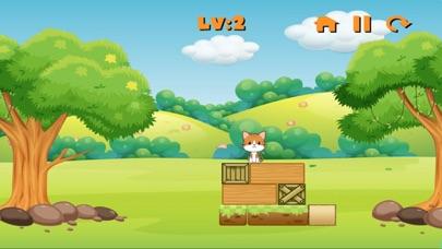 Kitty Drop Cat Save screenshot 2