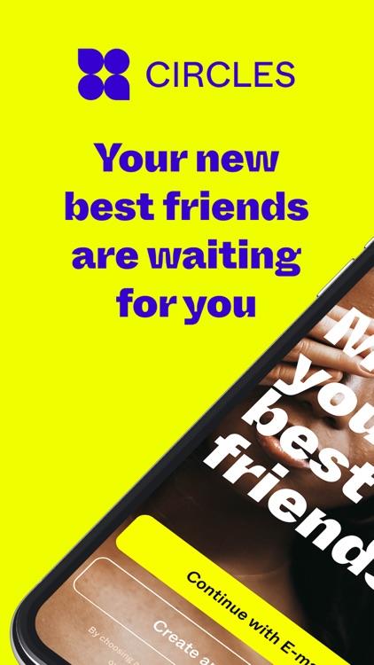 Circles: Make new friends