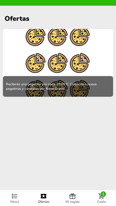 Pizzería Italia Screenshot