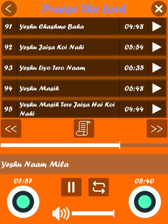 Hallelujah (Hindi Songs) screenshot 12