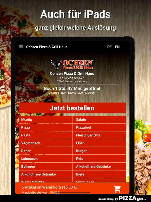 Ochsen Arnbach Neuenbürg screenshot 7