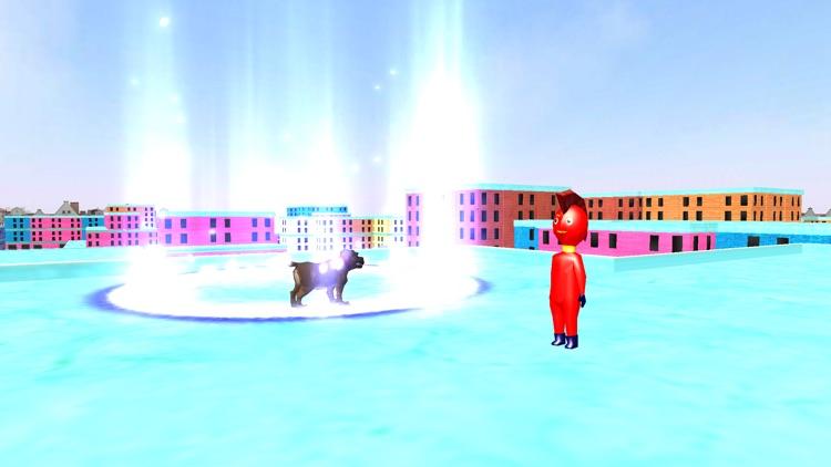 Baldi Superhero Adventure screenshot-4