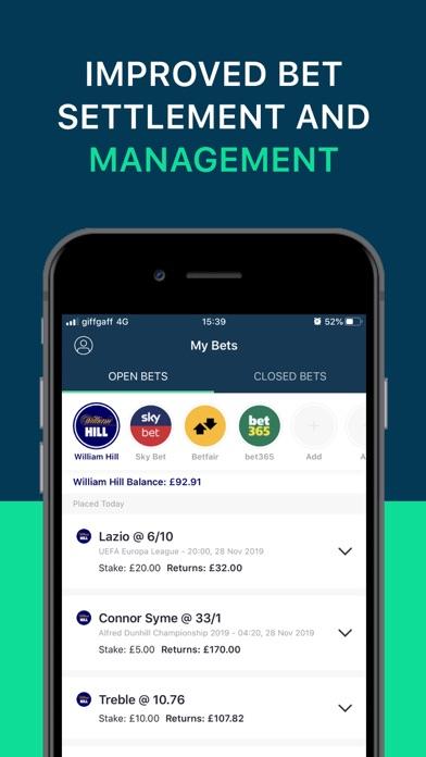 oddschecker Sports Betting screenshot four